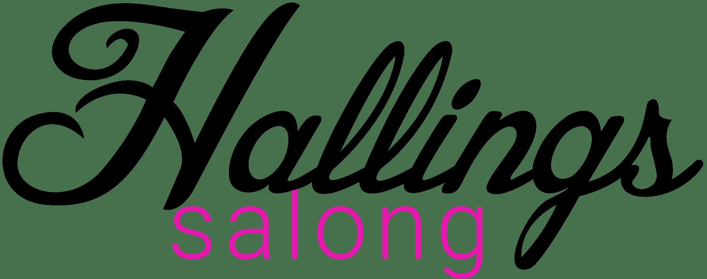 Hallings Frisörsalong Norrköping: Logga